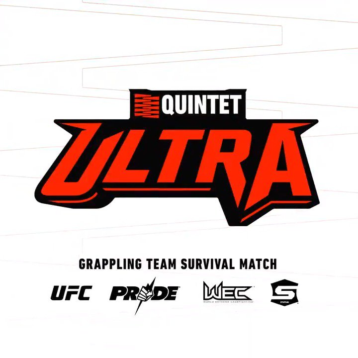 One Night. The 4 biggest promotions in MMA history all competing!  @quintet_pr and FIGHT PASS present #QUINTETUltra! Dec 12 - ONLY on #UFCFIGHTPASS