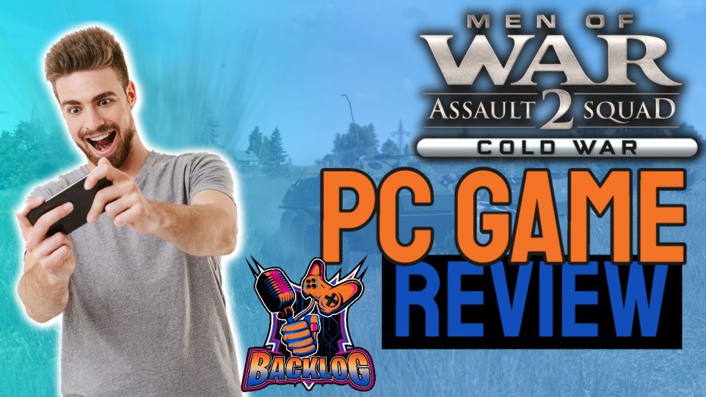 Men of War 2 Assault Squad - Cold War #Review #MenOfWar2 Wasn't what we hoped it would be. Check out this quick review below! http://www.thebacklogexposed.com/men-of-war-2-assault-squad-cold-war-review/…