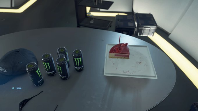 Mads Mikkelsen wished me a happy birthday and Bridges team brought me a cake. I\m so happy! Thank u