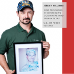 "Image for the Tweet beginning: ""#Veterans like Jeremy Williams are"