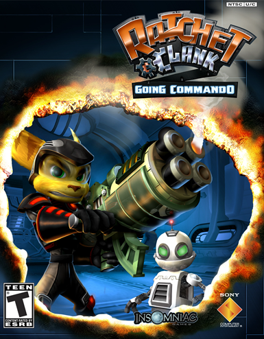 Ratchet & Clank: Going Commando released on this day 16 years ago. What is your favorite video game sequel?