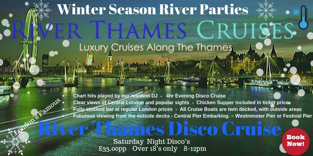 River Thames Disco Cruises - Book here now! http://ow.ly/YRvO50pYCXy   #riverthames #london #thames #londoneye #towerbridge #city #visitlondon #disco #travel #londonlife #londoncity #thisislondon #unitedkingdom #southbank #westminster #thamesriver #bigben #londontown #londonist