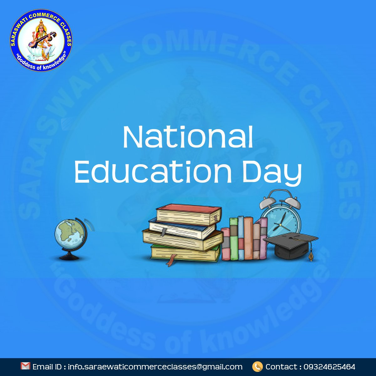 Happy National Education Day 2019  ✓LIKE ✓SHARE ✓COMMENT ✓TAG ✓FOLLOW ✓SUBSCRIBE<br>http://pic.twitter.com/UdQcQirITe