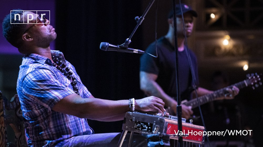 On todays @worldcafe, hear an uplifting set from Robert Randolph and the Family Band (@rrtfb) recorded live from the 2019 AmericanaFest Day Stage. n.pr/2CAubYe