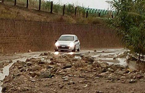 Maltempo, la strada per Niscemi isolata e il fiume Verdura ha rotto gli argini - https://t.co/ADkcnMIP1w #blogsicilianotizie