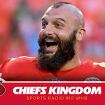 Image for the Tweet beginning: On tonight's Chiefs Kingdom show