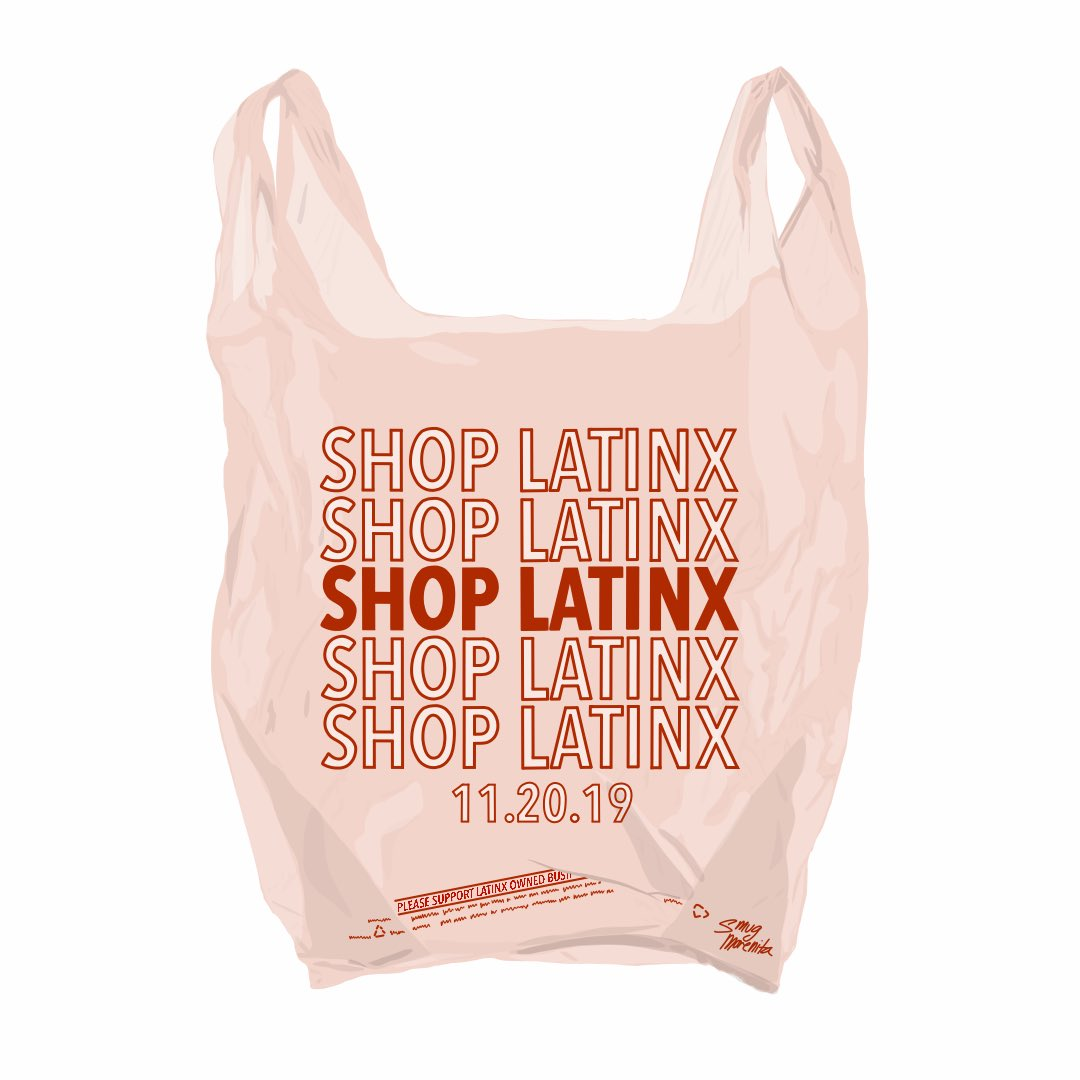 Proud to announce that on 11/20, Shop Latinx will launch the first digital marketplace, by and for Latinx.    #ShopLatinx<br>http://pic.twitter.com/nrSxHJADGi