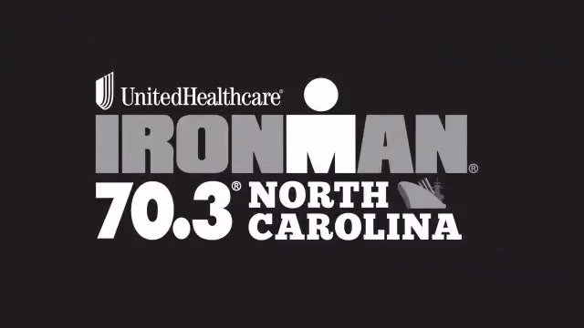 The Journey. The Goal. The Finish Line. Take a look back at this years @UHC IRONMAN 70.3 North Carolina. #AnythingIsPossible #IM703NC