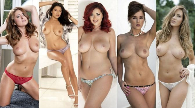 Secy topless models