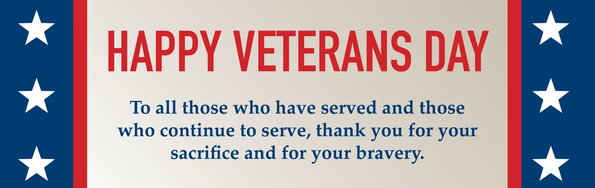 test Twitter Media - Brewer Science would like to thank all our veterans, past and a present, for their courage and dedication to our freedom. Happy Veterans Day 🇺🇸 #VeteransDay https://t.co/YF95iFuHzr