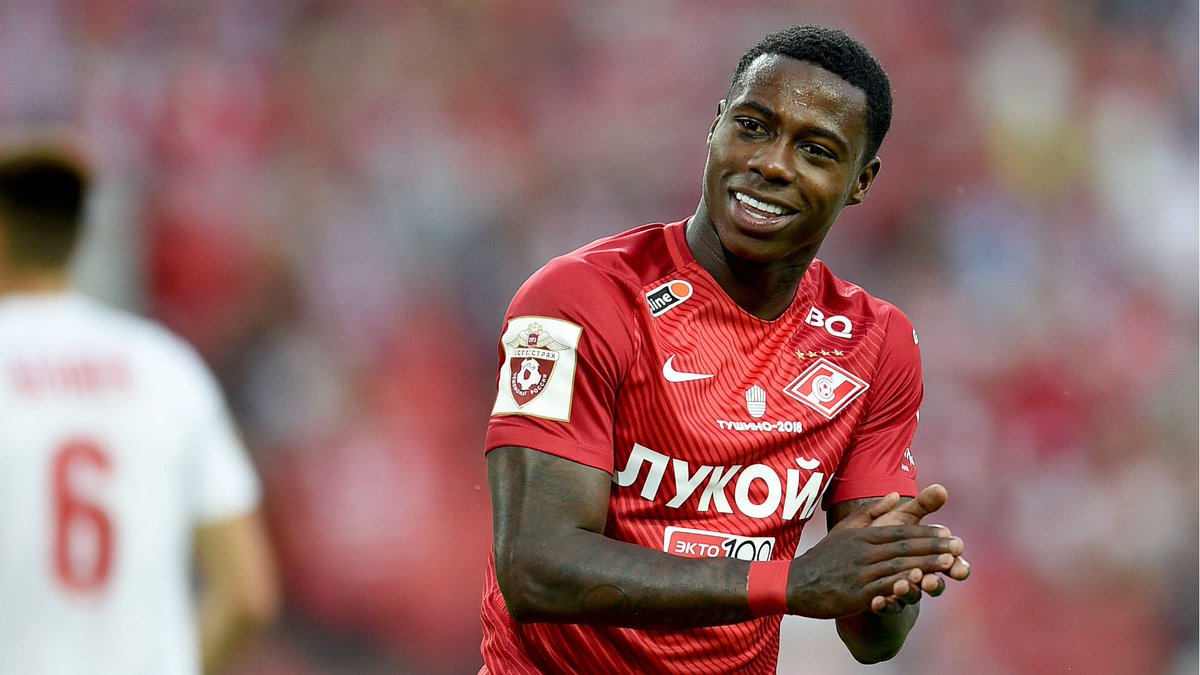 Siapa Yang Mendapatkan Pemain Bintang Ajax Quincy Promes ?   https://t.co/5ZhoURtvTY  #JudiOnline #judipoker #judibola #judidomino #juditogel #pokeronline #PokerIndonesia #poker88 #pokerv #PokerGene #pokerace99 #IndonesiaDaruratAsap #indonesiangirl #indonesiamerdeka https://t.co/1DGuzk83hI