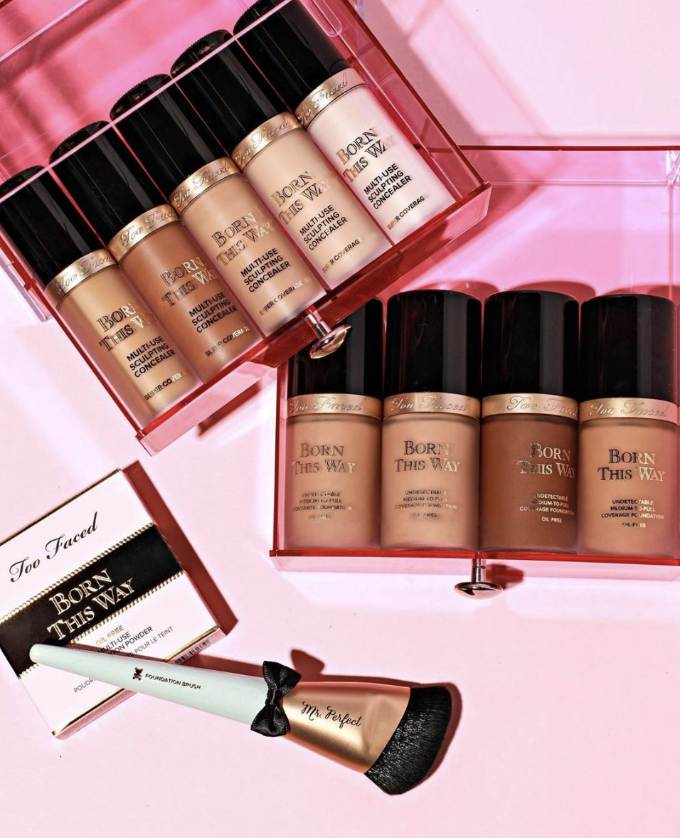 Doesn't matter what season it is, we've got you COVERED all year long. ✨Shop your shade HERE: http://bit.ly/2K9WG3p