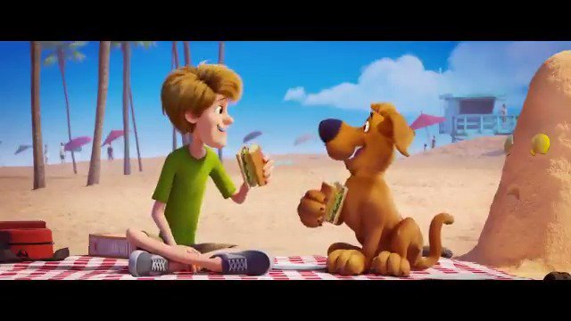 Discover how lifelong friends Scooby and Shaggy first met in the teaser trailer for #Scoob, featuring the voices of @OrvilleIV, @ZacEfron, @markwahlberg, Amanda Seyfried, and Gina Rodriguez. https://imdb.to/36RPRgt