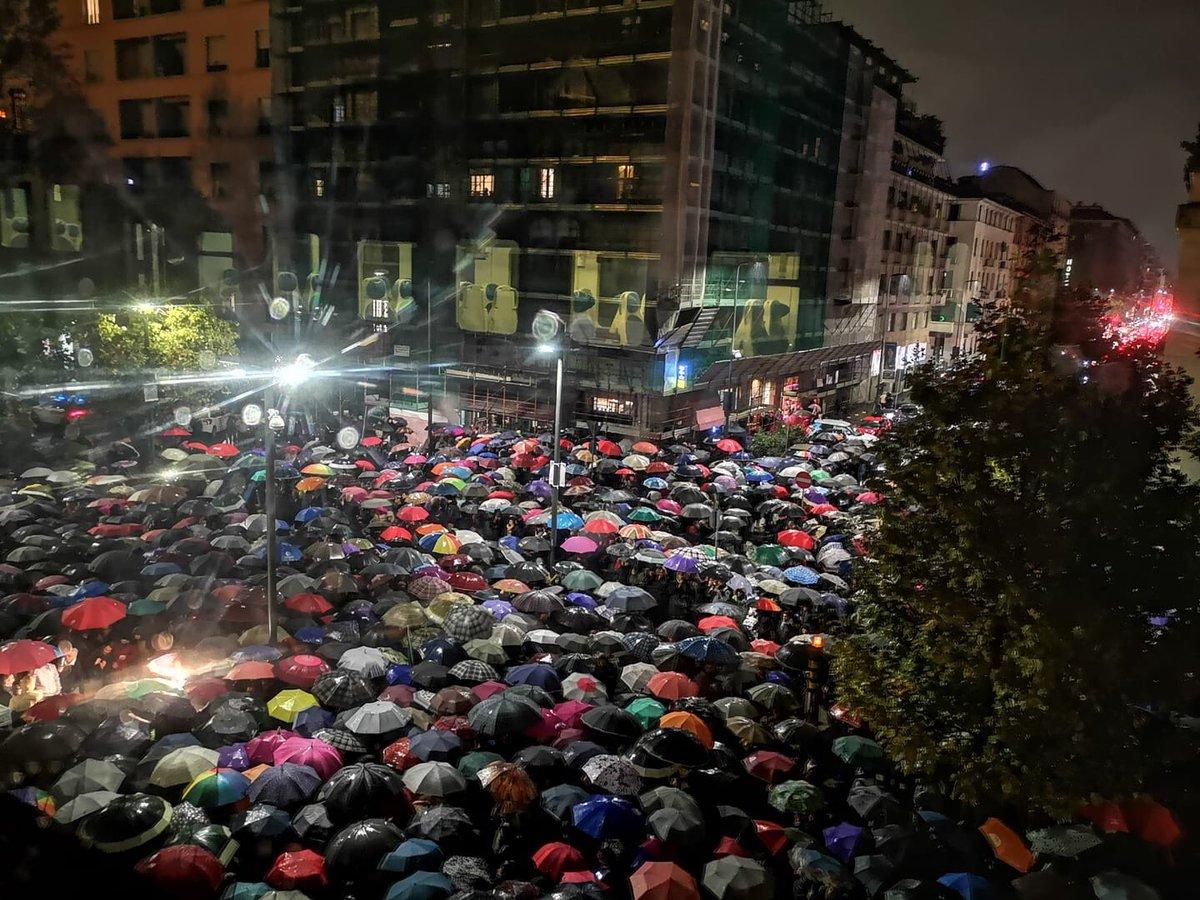 #MilanoNonOdia