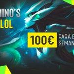 Image for the Tweet beginning: 🏆 100€ esperan al equipo