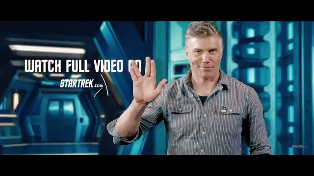 Image for the Tweet beginning: .@ansonmount chats about his #FirstContact,