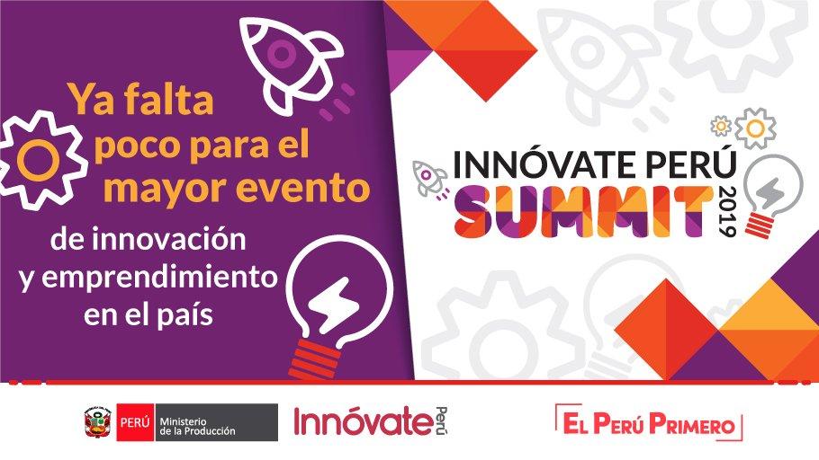 Eventos de emprendimiento 2019 perú