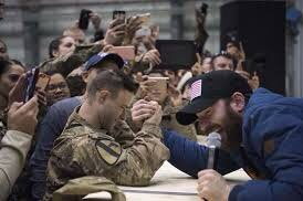 Thank you to the brave men and women who risk it all #VeteransDay