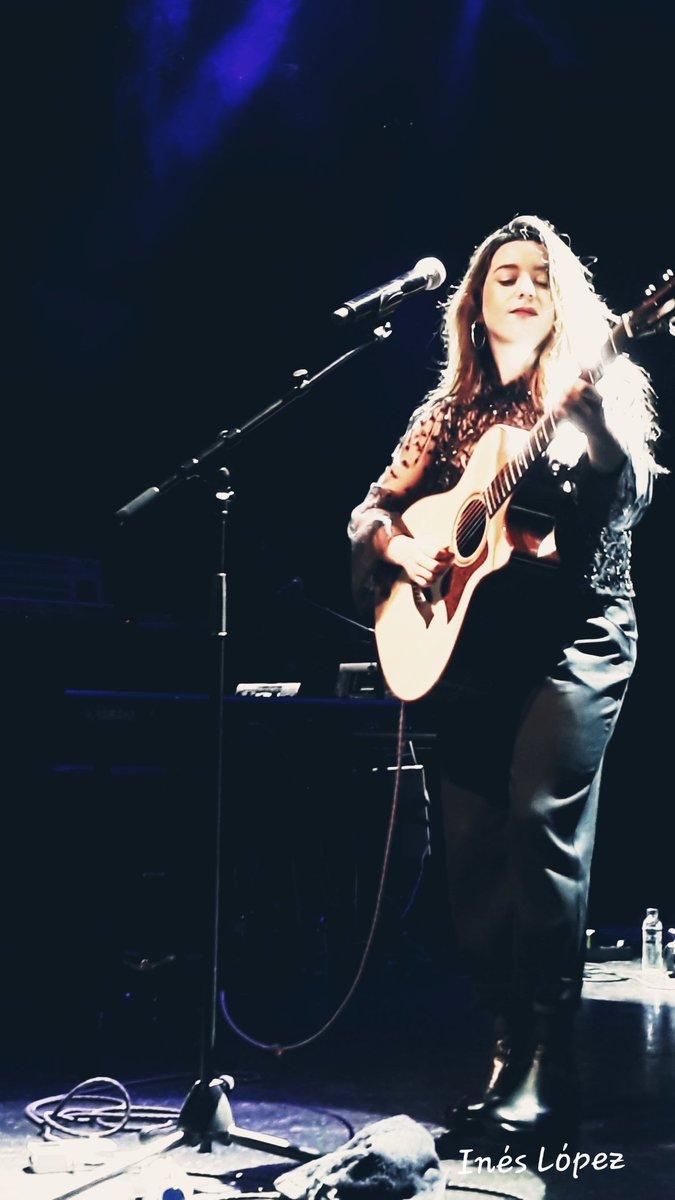 Mis fotos del concierto de @martasoto en Barcelona (parte 1) 😍