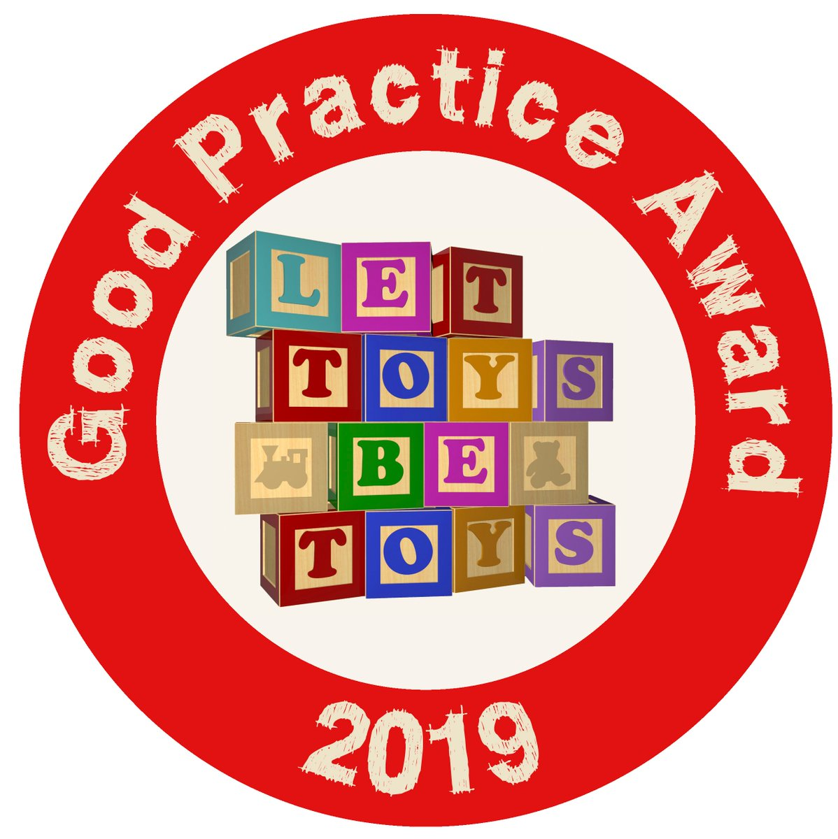We are so pleased to have achieved the @LetToysBeToys Toymark award. When asked for book recommendations top of the list is what is the child interested in NOT are they a boy or a girl. @thebookseller @BAbooksellers @PublishersAssoc