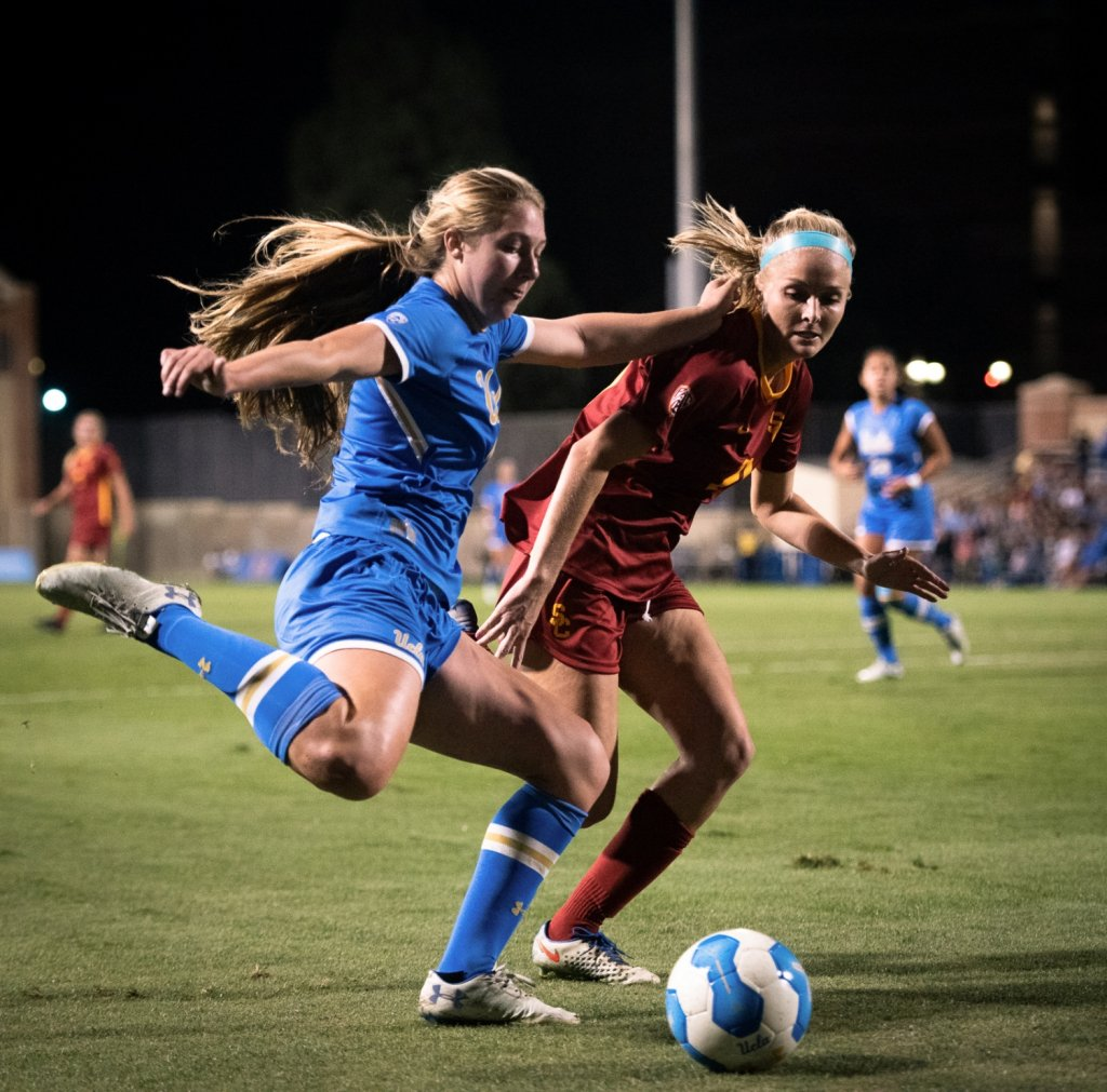 CROSSTOWN RIVALRY: A Look At UCLA and USC In This Year's Crosstown Cup https://t.co/e2ZdmaK8Oh https://t.co/quc1CWmspR
