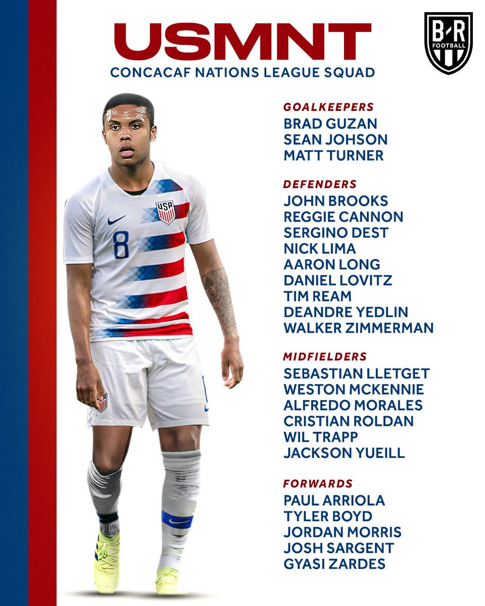 Red-hot Christian Pulisic is out of the USMNT's must-win Nations League games due to a hip injury he picked up against Crystal Palace