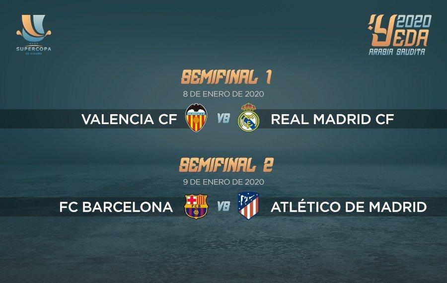 DEPORTES | Valencia-Real Madrid y Barcelona-Atlético en la Supercopa de España. Por @fernandoo_hdz99  #Supercopa2020   https://www.timejust.es/deportes/valencia-real-madrid-y-barcelona-atletico-en-la-supercopa-de-espana/  …