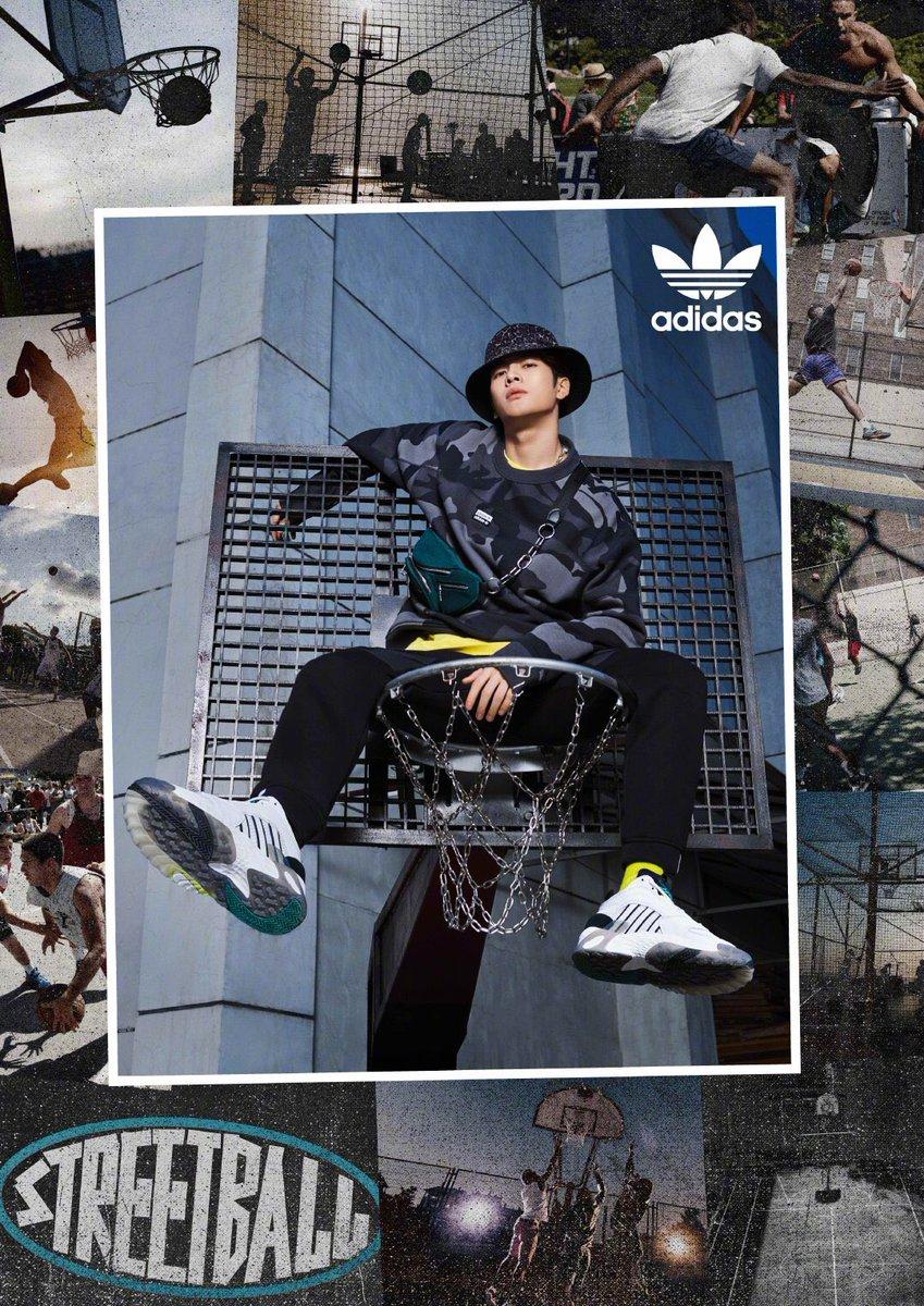 [CF] [WEIBO] 191112 adidasOriginals  adidas updates with photo  #JacksonWang #王嘉尔 #잭슨 #TEAMWANG #GOT7  @JacksonWang852<br>http://pic.twitter.com/pR0jbvH7Ch