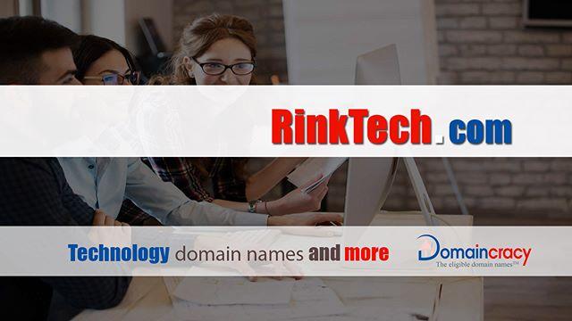 http://RinkTech.com ❤ Great #domainname #brandname #businessname #startup #website #domain #rink #tech