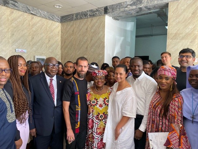 Ngozi Okonjo Iweala On Twitter Great To Welcome Jack Dorsey And The Fantastic Twitter Team Parag Kayvon Tj Michael Sierra To Nigeria And Africa For Their First Visit To Discuss Entrepreneurship And How