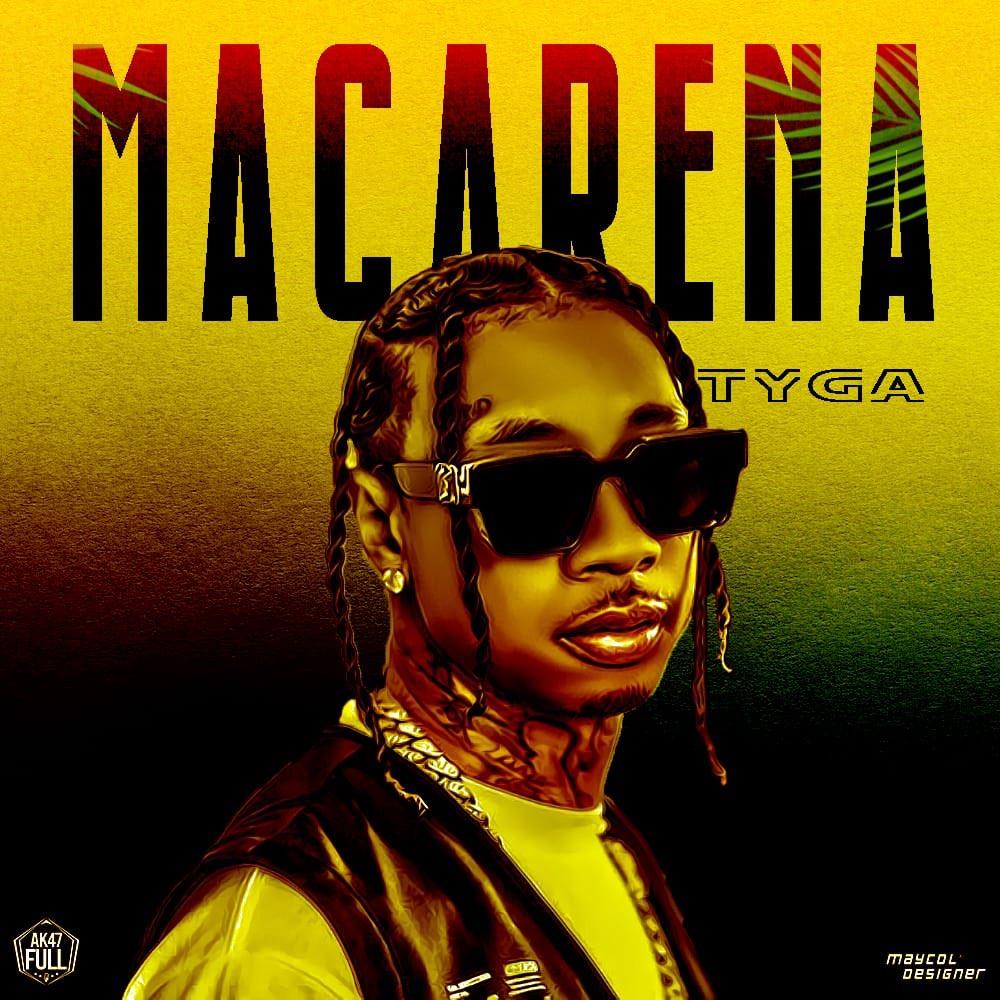 """Tyga Remixes The Macarena On """"Ayy Macarena"""" Track bit.ly/2KbeZ8h"""