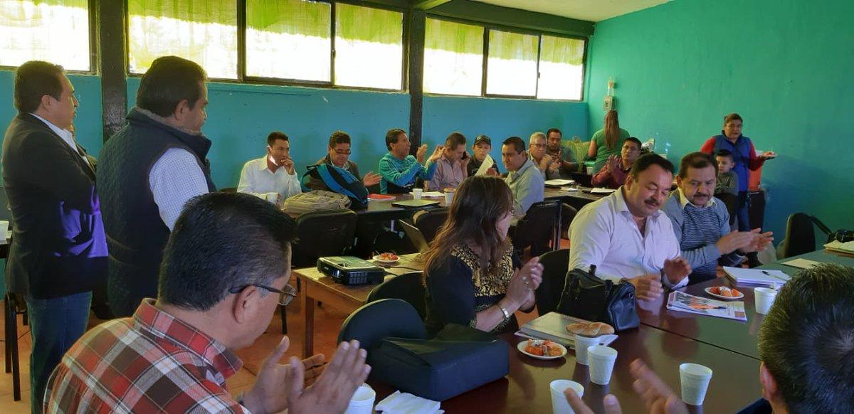 Dando continuidad a la línea temática  seleccionada de las Buenas Prácticas para la #NEM en el Consejo Técnico Regional desarrollan su 2a Sesión los diferentes niveles de #EducacionBasica