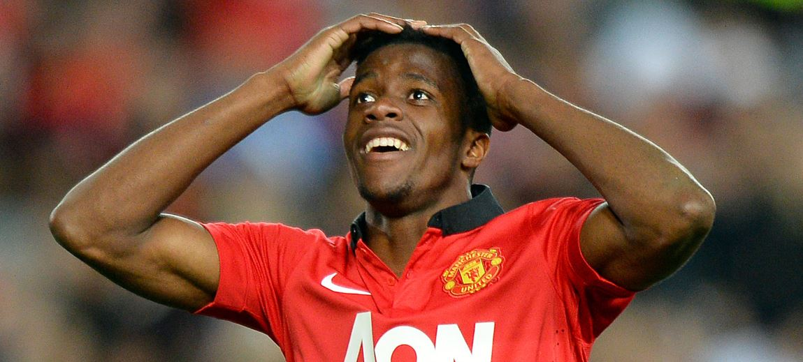 Manchester United are believed to be lining up a summer move to re-sign Crystal Palace forward Wilfried Zaha. Its the gossip 👉bbc.in/2q1pcx2 #bbcfootball #ManUtd #mufc #cpfc