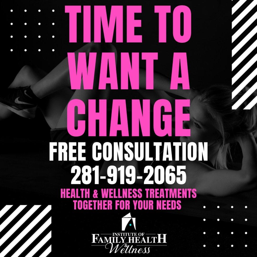 #InstituteFHW  #MondayMotivation  #MondayVibes  #healthandwellness  #healthcare  #primarycare  #HoustonTX  #Houston  #Htown  #healthiswealth