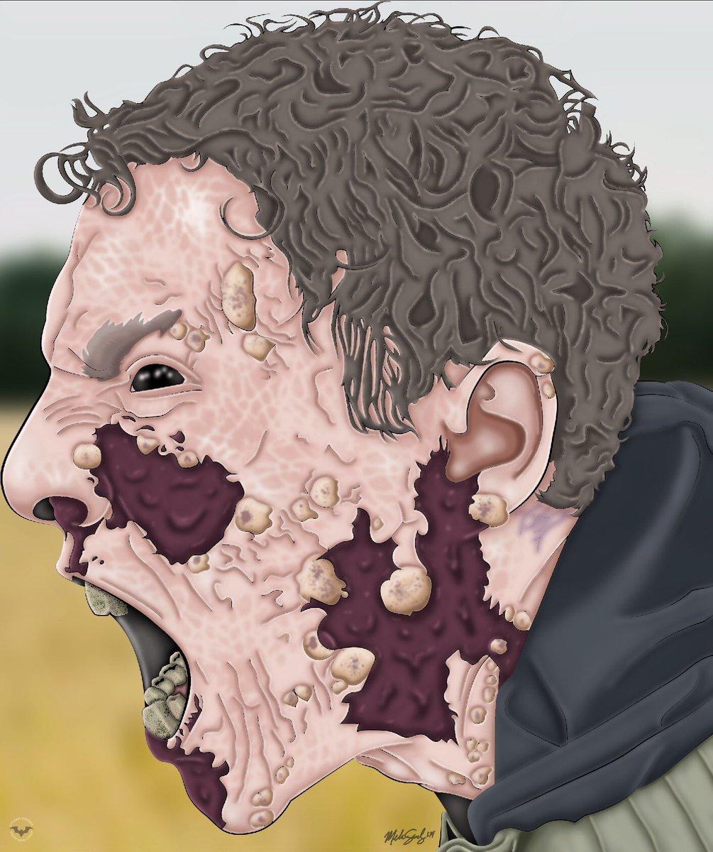 Day 26: Zombieland: Double Tap. #art #MelissaSanchezArt #OctoberHorrorMovieMarathon #OHMM19 #ZombielandDoubleTap #Zombieland2 #zombie #october #inktober #halloween #drawlloween #horror #HorrorArt #HorrorMovies #illustration #fanart #artistsontwitter https://t.co/WoSCWVeQJ6