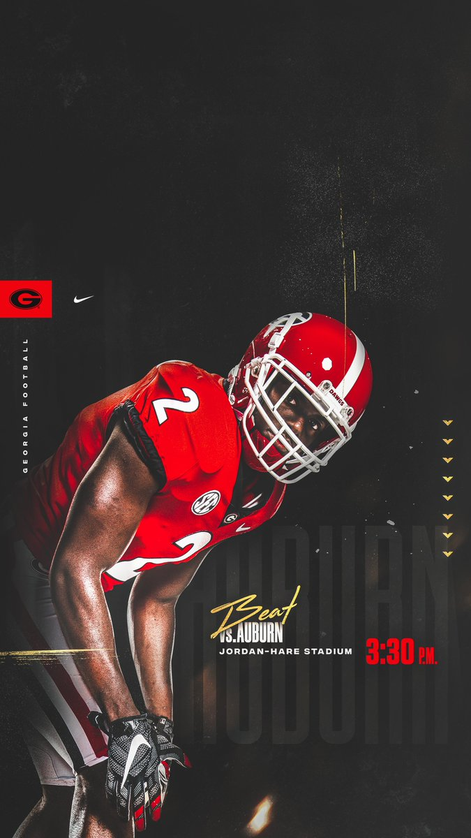 New week. New Wallpaper. Let's go! 📷📱  #ATD #GoDawgs