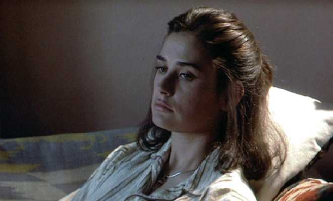 Happy 57th birthday to Demi Moore, star of THE SEVENTH SIGN, HALF LIGHT, and more!