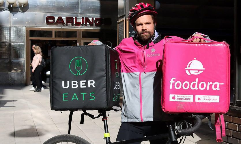 Two important cases put gig economy on trial in Canada — cases involving #Uber and #Foodora have broad implications for gig economy workers.   https:// NUPGE.ca/content/2-impo rtant-cases-put-gig-economy-trial-canada  …   #cdnpoli #canlab #1u #GigEconomy #UnionStrong #FightFor15 #ONpoli<br>http://pic.twitter.com/rOIdmkxfIv
