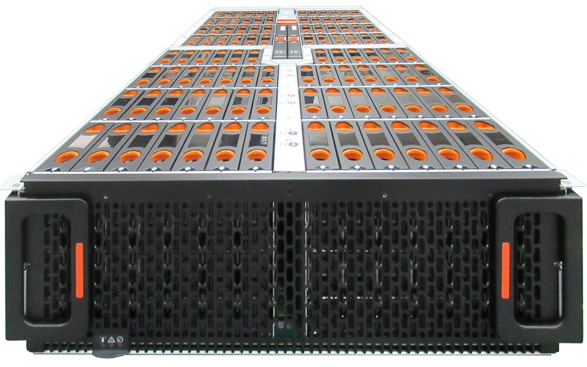 肥大化するデータの保存に最適な大容量アーカイブ専用ストレージ HPC-ProFS Archive の御紹介。HDD 60台構成と102台構成の2製品です。  プライスリストも公開中。  製品紹介ページ:http://bit.ly/2KQXVn2  本日もよろしくお願いします。