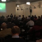 Image for the Tweet beginning: Great #FinTech Wisconsin event hosted