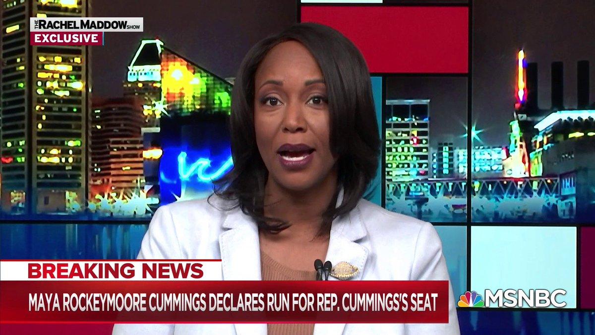 Elijah Cummings' Widow Announces She's Running For His U.S. House Seat