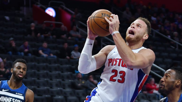 @detroitnews's photo on Blake Griffin