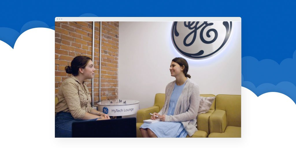 How does #agile  enterprise #technology  help @GeneralElectric's  employees succeed? Find out here:  http://bit.ly/2Q8bTpl