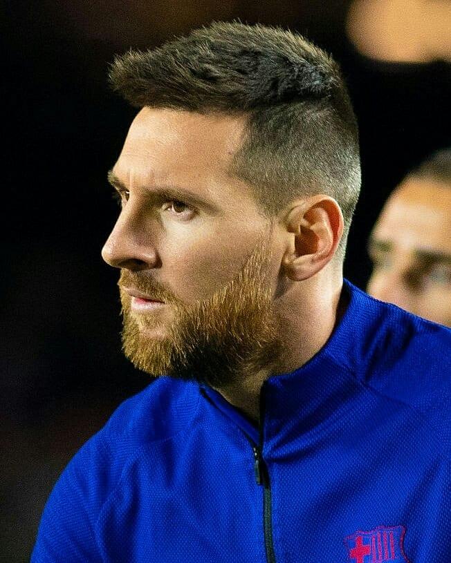 Warms up . #BarçaCelta #Messi #ForçaBarça🔵🔴