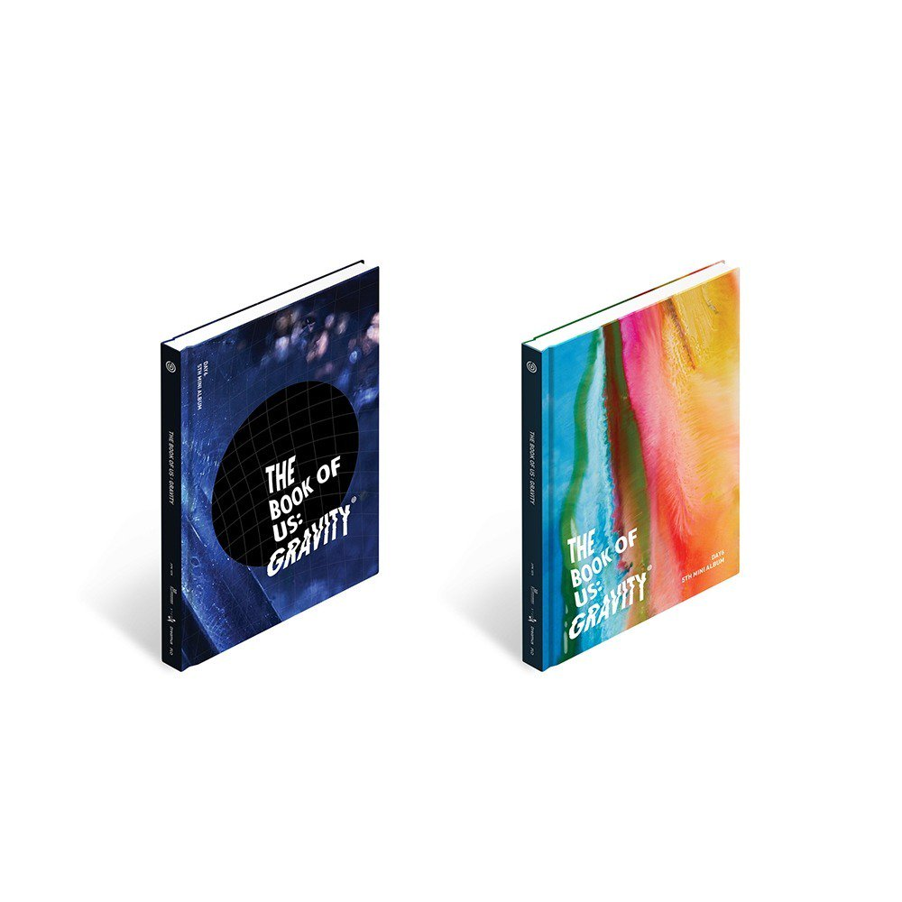 DAY6 - 5th Mini Album: The Book of Us : Gravity CD available on  http:// catchopcd.net     $11.36<br>http://pic.twitter.com/a8JIPBxlLL