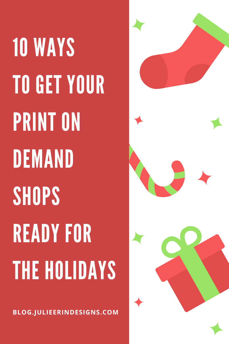 #trending  on my #blog  today: 10 Ways to Get Your #PrintonDemand  Shops Ready for the #Holidays   https://buff.ly/34xUc6r   #art  #blogging  #society6  #redbubble  #zazzle  #teepublic  #fineartamerica  #artistsontwitter  #passiveincome  #smallbiz  #holidayseason  #holidayshopping  #marketing