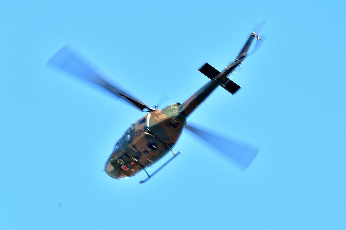 ヘリコプターが騒がしいぞ! #多摩動物公園