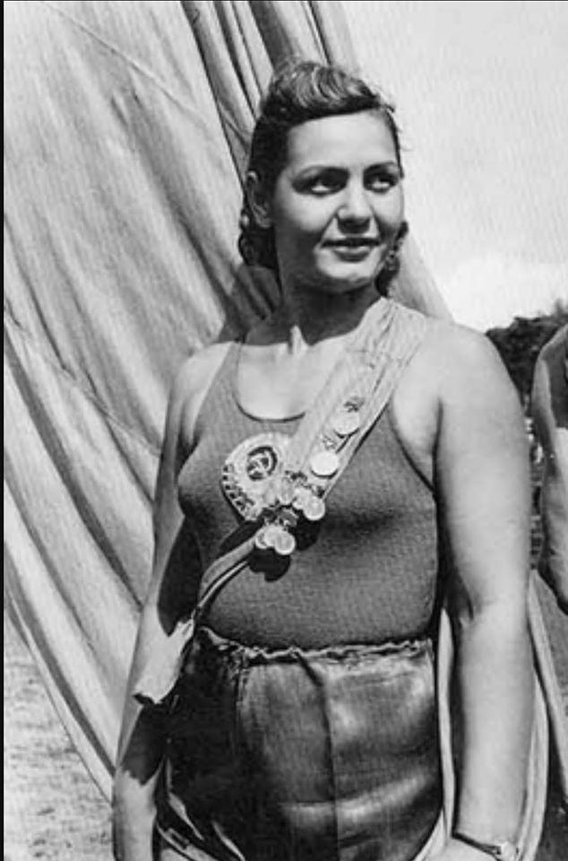 Мария игнатьевна нусберг фото