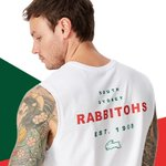 Image for the Tweet beginning: Check out the newest Rabbitohs