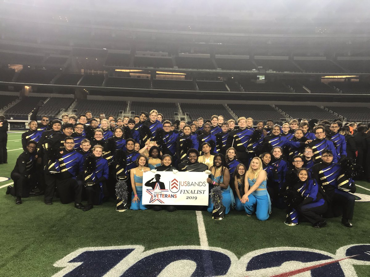 10th place finish for the Heights Band. Great job Jackets!!!